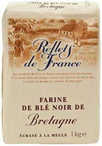 "Farine de sarrasin ""Reflets de France"" Carrefour"