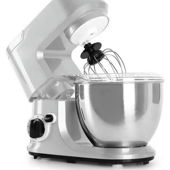 Robot batteur pour pâte à crêpes