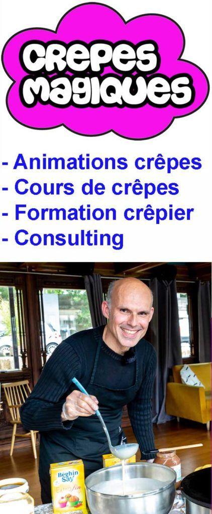 Bannière blog Crêpes Magiques
